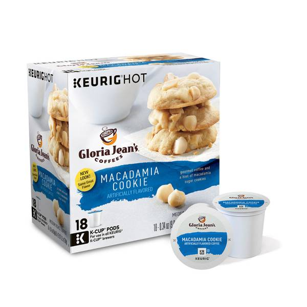 Macadamia Cookie K - Cups
