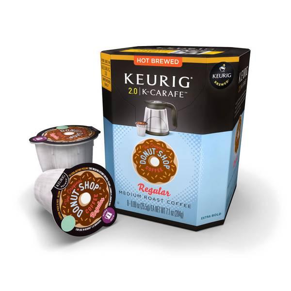 Regular K - Carafe Pack
