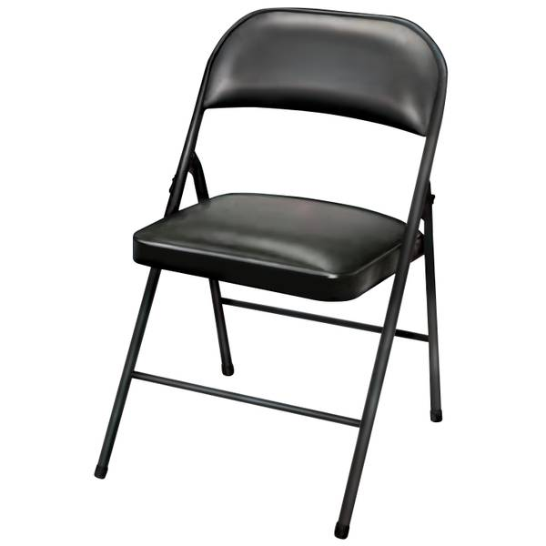 Vinyl Padded Folding Chair