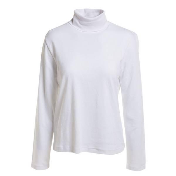 Silvia Long Sleeve Turtleneck Shirt