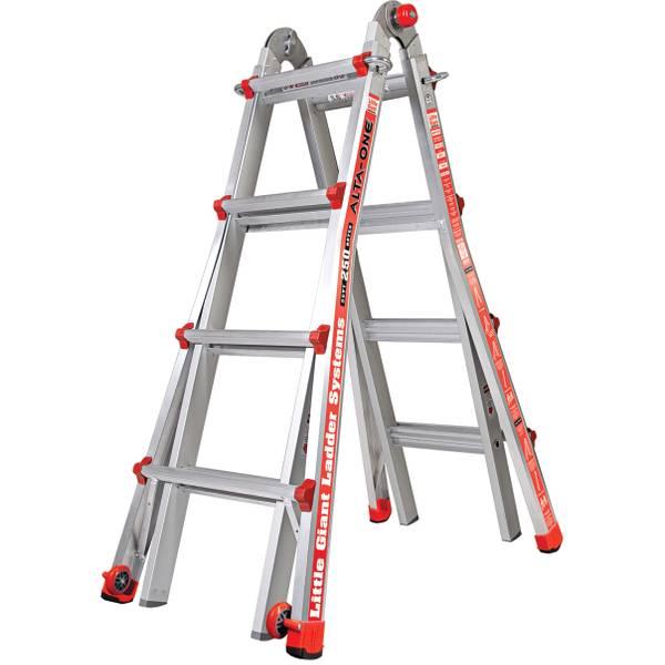 Alta-One Type 1 Articulating Ladder