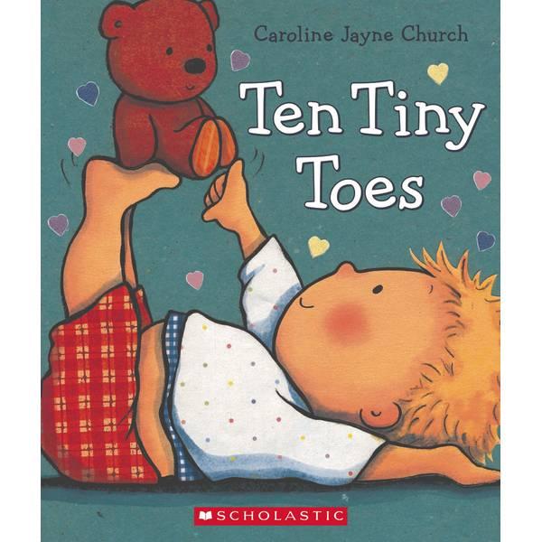 Ten Tiny Toes Book