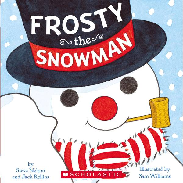Frosty The Snowman Book