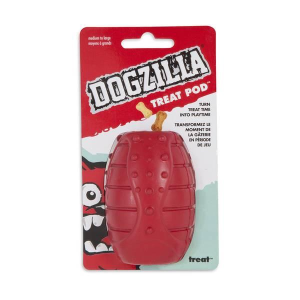 Treat Pod Dog Toy