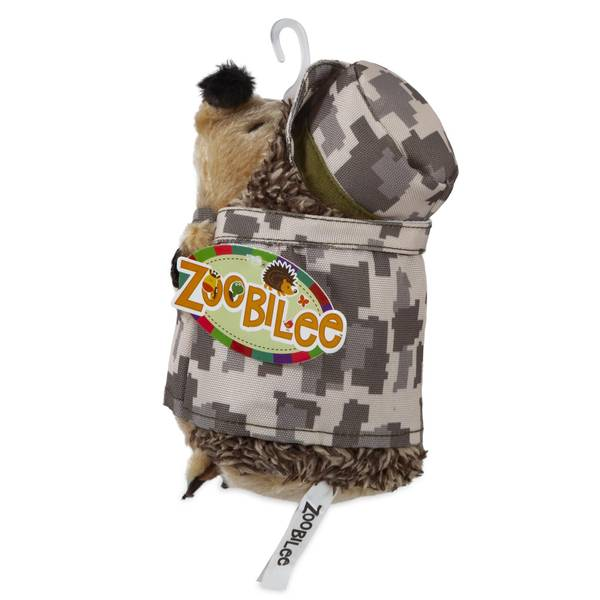 Heggies Army Dog Toy