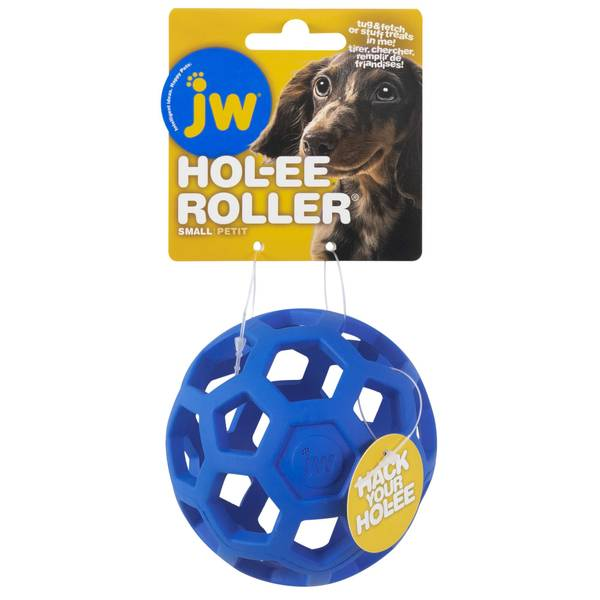JW Hol-ee Roller Small Dog Toy