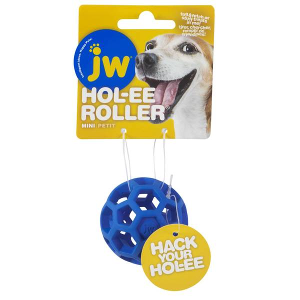 JW Hol-ee Roller Mini Dog Toy
