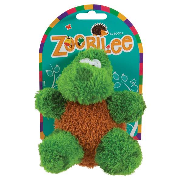 JW Softies Turtle Dog Toy