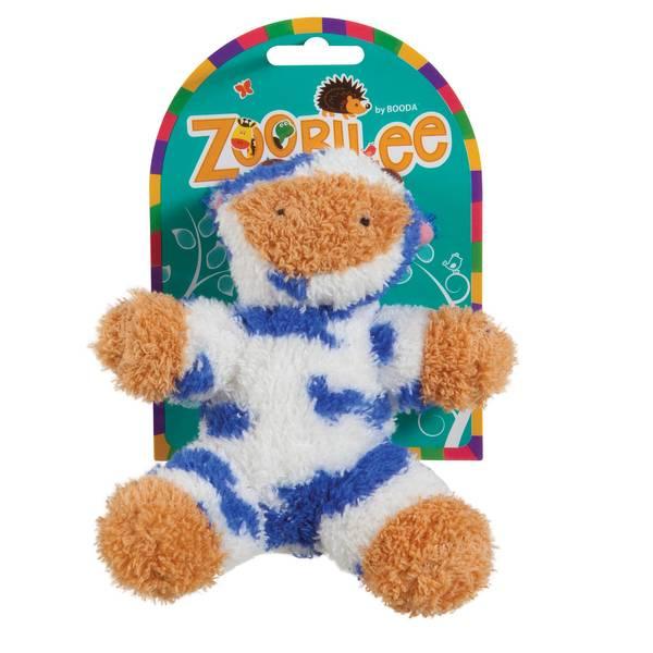 JW Softies Cow Dog Toy