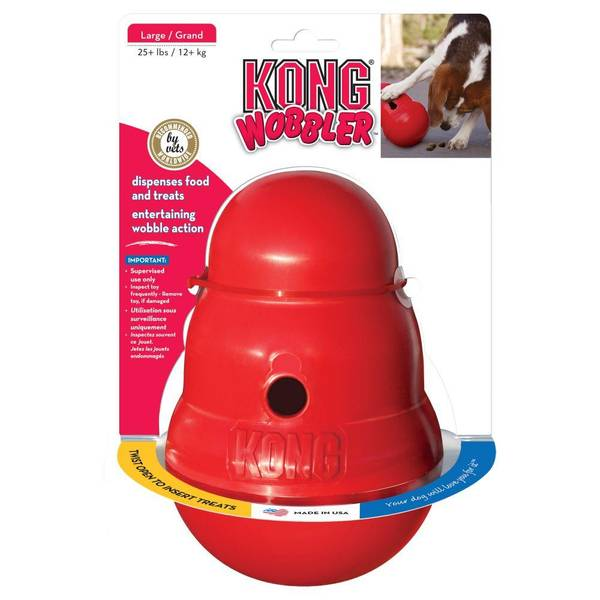 Wobbler Dog Toy