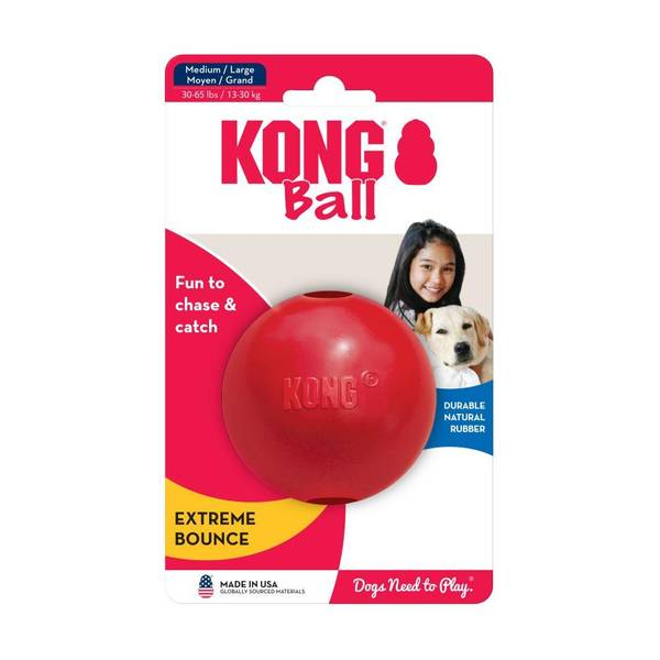 Medium/Large Ball Dog Toy