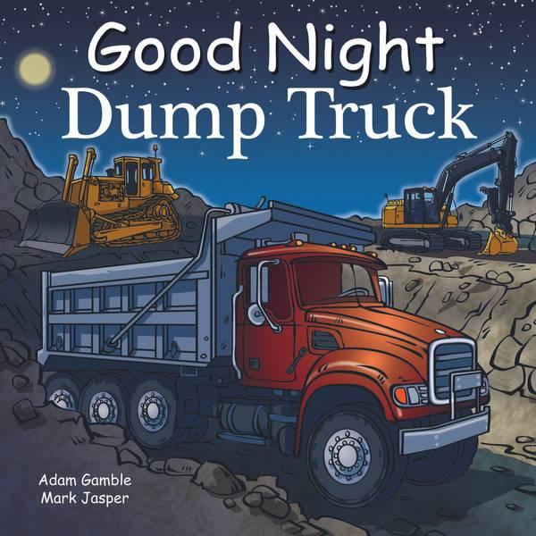 Good Night Dump Truck Book