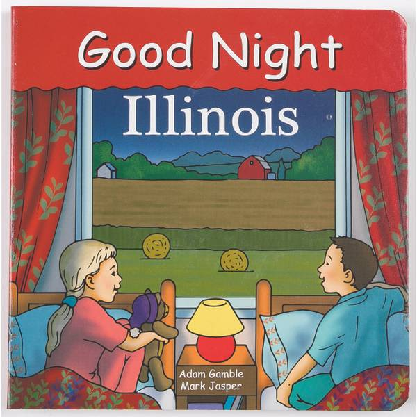 Good Night Illinois Book