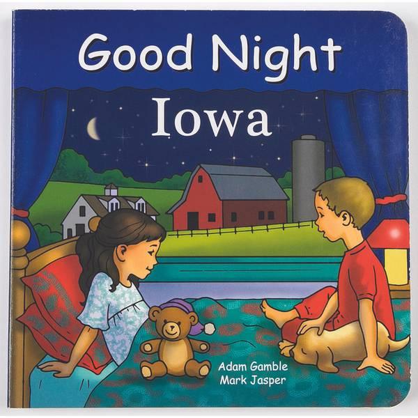 Good Night Iowa Book