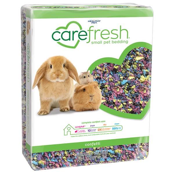 Complete Confetti Odor Control Paper Bedding
