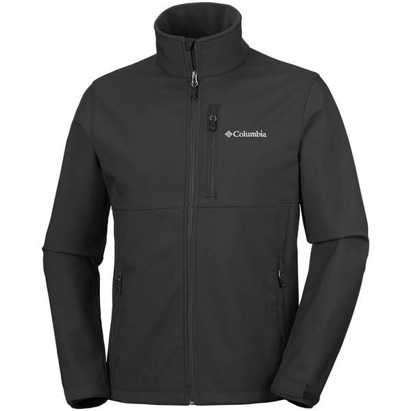 Ascender Softshell Front-Zip Jacket