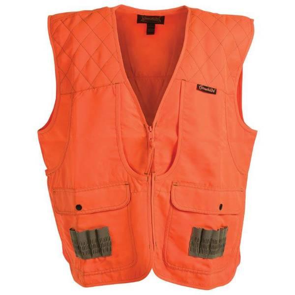 Gamehide Men's Orange Front Loader Vest thumbnail