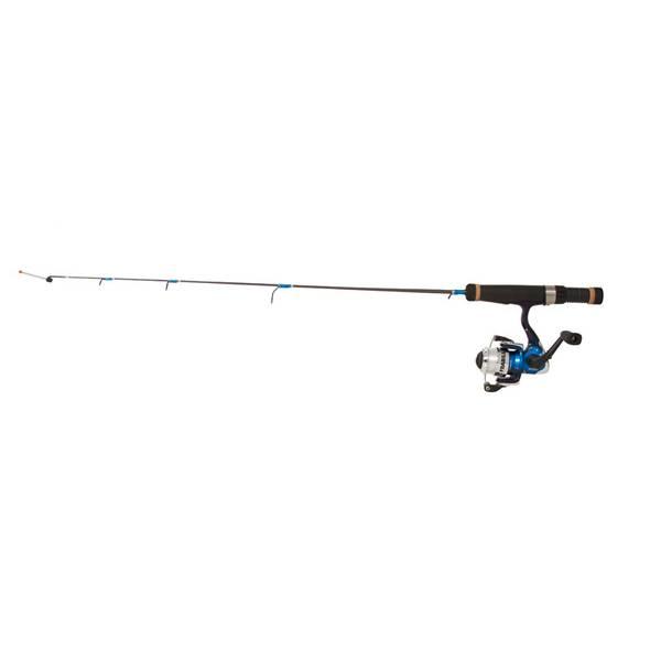 Plano panfish popper pro ice fish combo for Ice fishing pole walmart