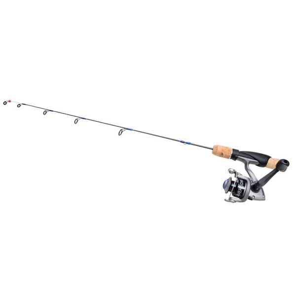 Beaver dam titanium tip stick fish combo for Beaver dam ice fishing