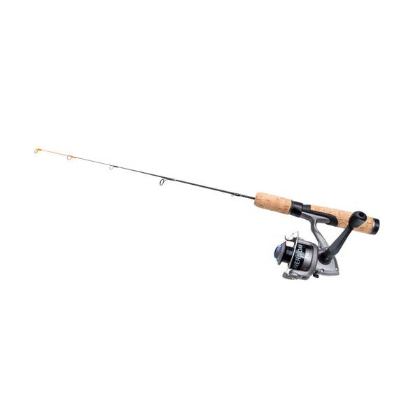 Beaver dam glass noodle fish combo for Ice fishing noodle rod