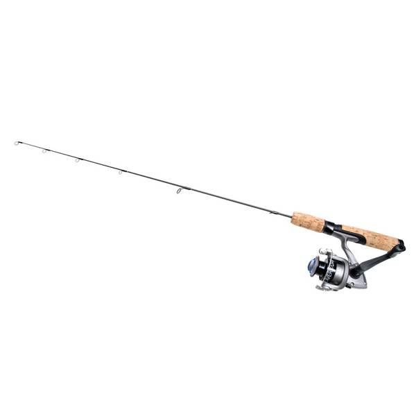 Beaver dam carbon fiber medium light panfish rod combo for Beaver dam ice fishing