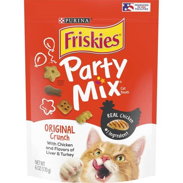Party Mix Original Crunch Cat Treats