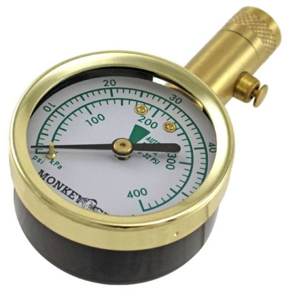 Dial Gauge with Bleeder