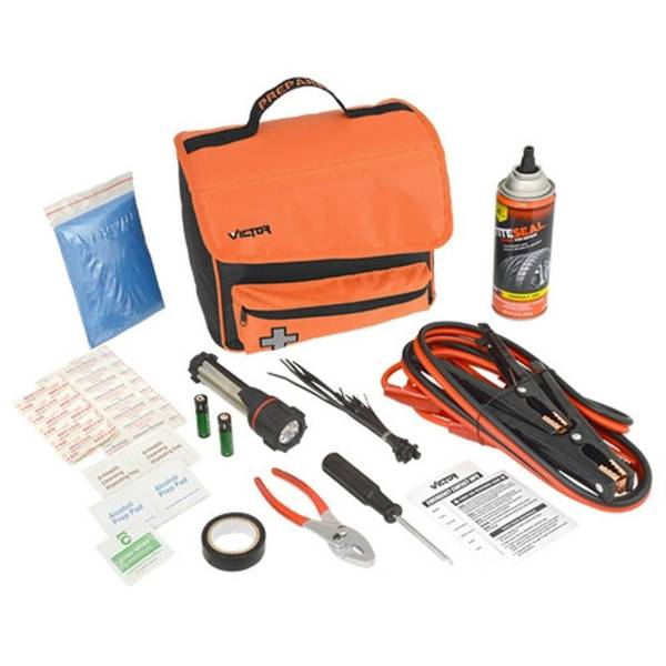 Prepared 57-Piece Emergency Kit