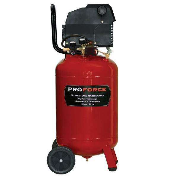 ProForce Portable Air Compressor