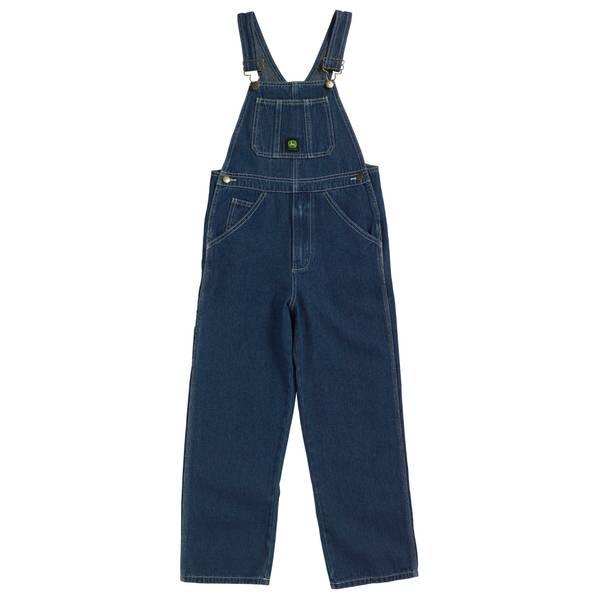 Dickies Kids Denim Bib Overall, - Quality Kids. 12 oz. Denim, % Cotton.