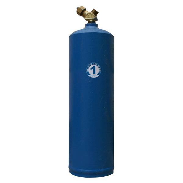 #1 Acetylene 10 cu. ft. Cylinder Only