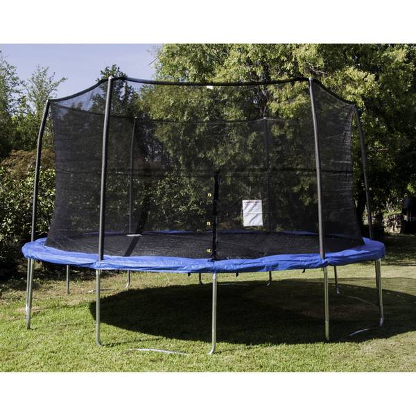 Jumpking 14' Trampoline With Enclosure