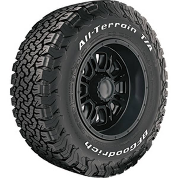 E All Terrain TA KO2 Tire - LT275/65R18