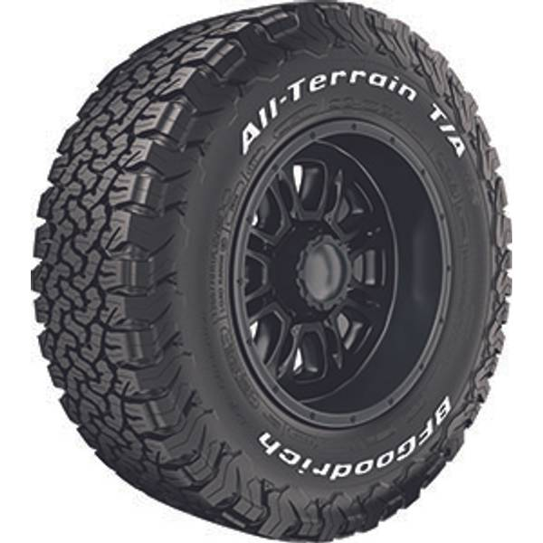 All-Terrain T/A KO2 - LT265/70R17 C