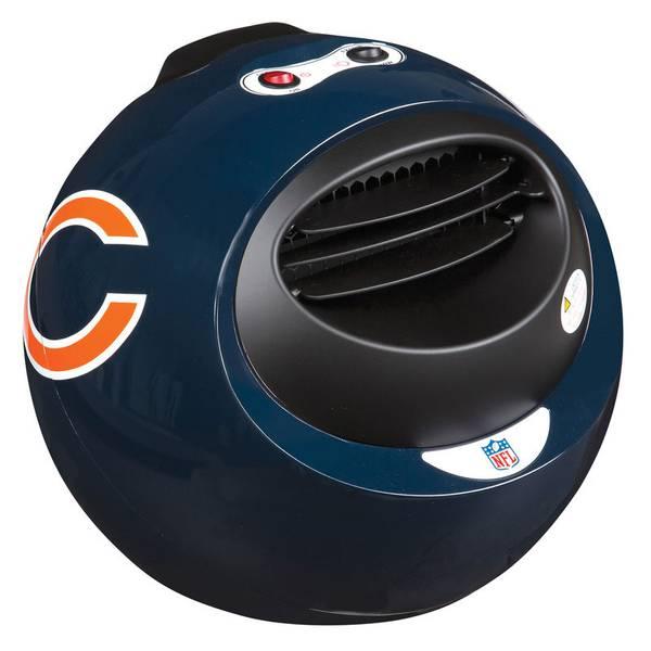 Nfl Chicago Bears Helmet Infrared Heater