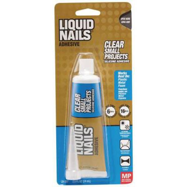 Clear Small Projects Silicone Adhesive