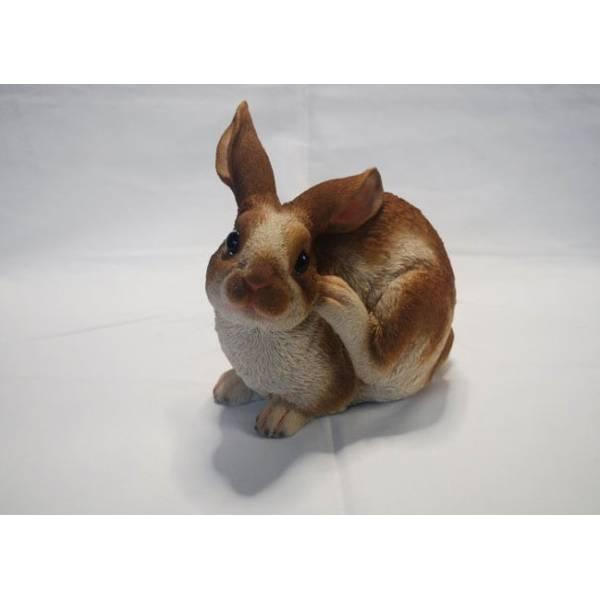 Squatting Rabbit Statue