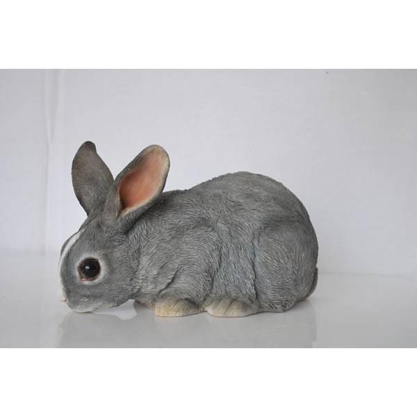 Lying Rabbit Statue