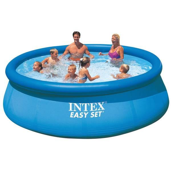 "12' x 30"" Easy Set Swimming Pool Set"