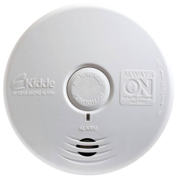 Living Area Smoke Alarm