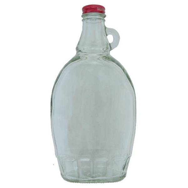 Syrup Bottle - 12 Ounce