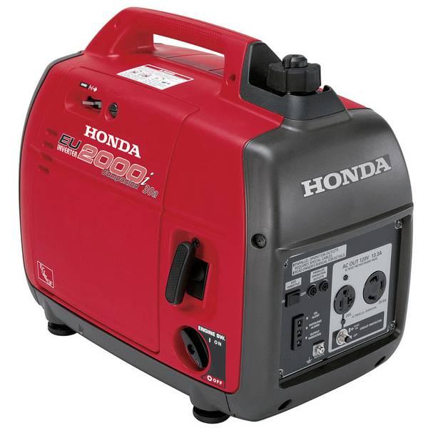 2000W Ultra Quiet Companion Inverter Portable Generator