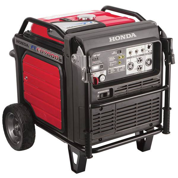 Ultra Quiet 7000W Inverter Portable Generator