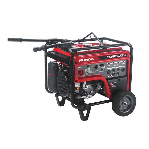 5000W EB5000c Industrial Portable Generator