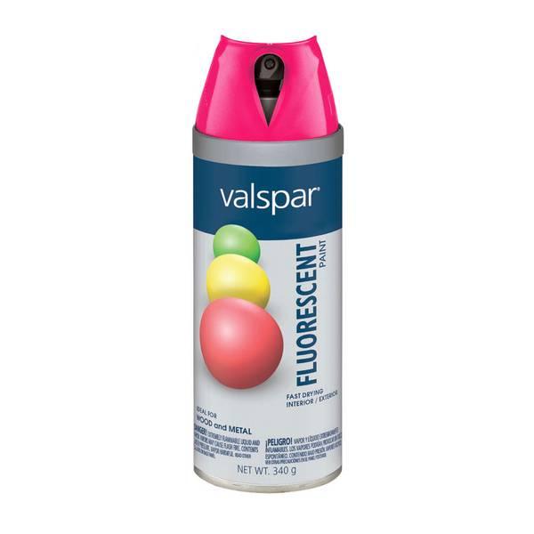 Fluorescent Pink Spray Paint