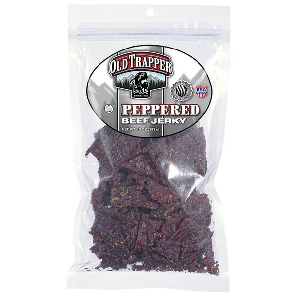 10 oz Peppered Beef Jerky