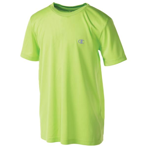 Boys' Poly Wicking Power Train Tee