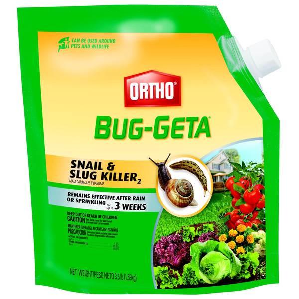Bug-Geta Snail & Slug Killer