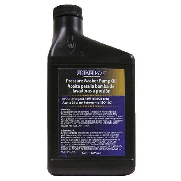 Pressure Washer Pump 30W Oil