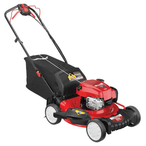 Self-Propelled Rear Wheel Drive Lawn Mower